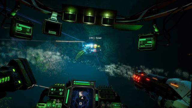 Aquanox Battle