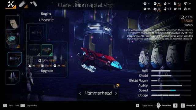 Aquanox commerce