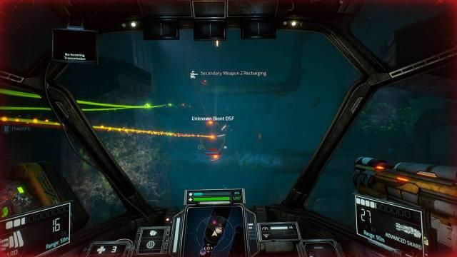 Aquanox Biont battle