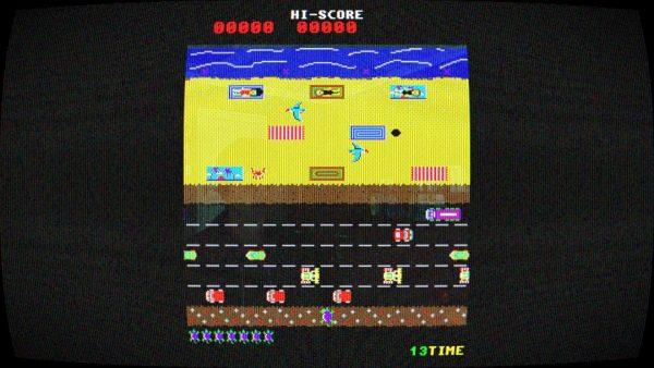 Commander 85 - Mini game