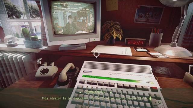 Commander 85 -Graphics