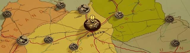 Suzerain map