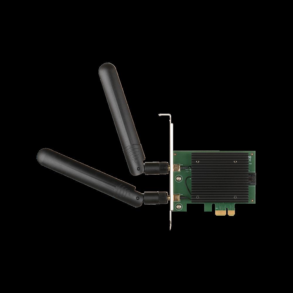 D-Link AX3000 Wi-Fi 6 PCIE - slim profile