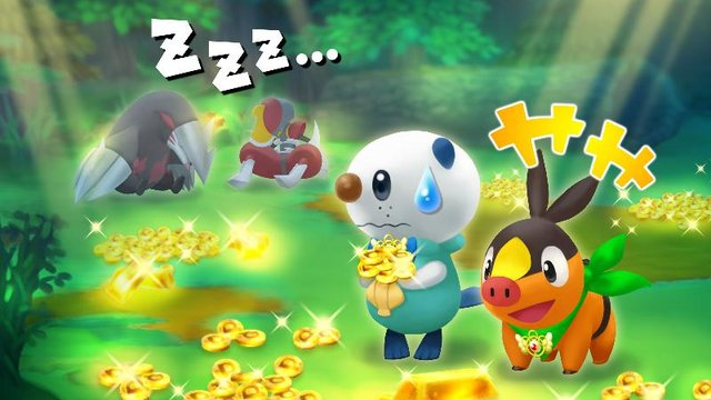 Pok 233 Mon Mystery Dungeon Gates To Infinity