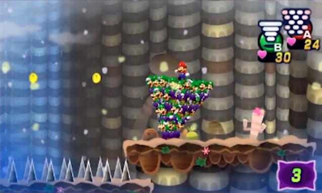 Mario Luigi Dream Team Bros 3ds Review Www Impulsegamer Com