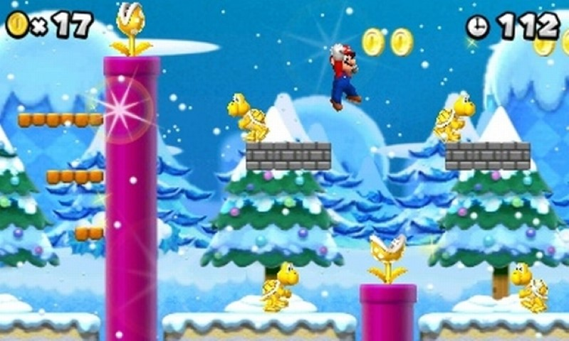 New Super Mario Bros 2 3ds Review Www Impulsegamer Com
