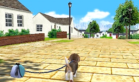 Image of: Play Like Its Predecessor Players Must Adopt Pet From Reputable Pet Breeder kidding At The Pet Store And Then Take Their Virtual Pet Home Playstationblog Nintendogs Cats 3ds Review australian Exclusive Www