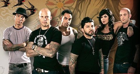 Miami Ink The Complete Season 2 DVD Review