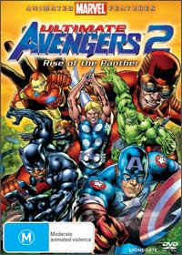 Ultimate Avengers 2 Rise Of The Panther