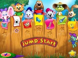 Jump * Start Advanced 1st Grade PC Review - www impulsegamer