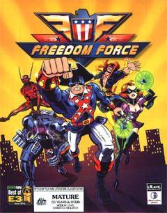 Freedom Force PC Review - www.impulsegamer.com