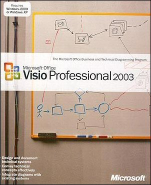 Buy microsoft office visio professional 2003