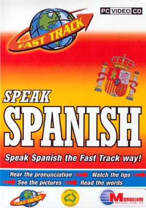 how to say i only speak a little spanish