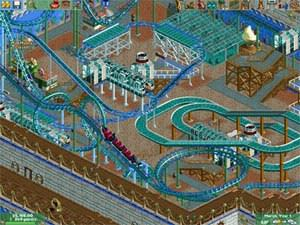 Rollercoaster Tycoon 2 Expansion PC Review - www