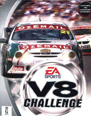 افضل واجمل العاب السيارات Challenge بحجم ميجا وعلي v8challengecover01.j
