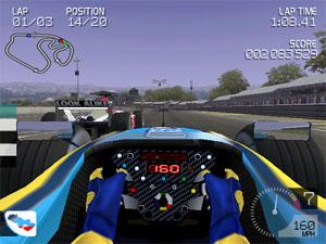 F1 2003 Ps2 Review Www Impulsegamer Com