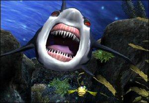 Shark S Tale Ps2 Review Impulsegamer Com
