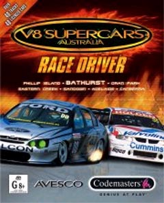 V8 Supercars Ps2 Review Impulsegamer Com