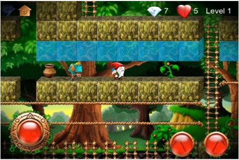 Gnomes Treasure iPhone/iTouch Review , www.impulsegamer.com ,