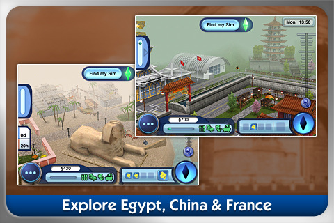 The Sims 3 World Adventures Iphone Itouch Review Www Impulsegamer Com
