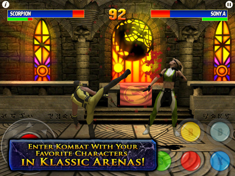 Ultimate mortal kombat 3 hd