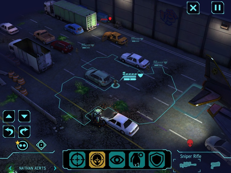 Image result for XCOM: Enemy Unknown Mobile