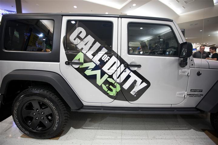 Impulsegamer Com Call Of Duty Modern Warfare Branded Jeep