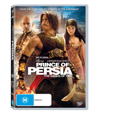 Impulsegamer Com Unlock The Secrets And Explore The Mystery Prince Of Persia The Sands Of Time Explodes To Disney Blu Ray Value Pack And Dvd 20 October 2010 Impulsegamer Com