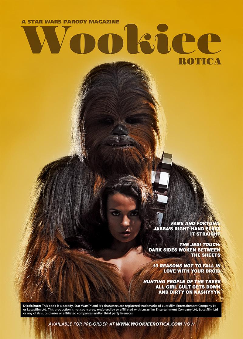 chewbacca star wars porno parodie