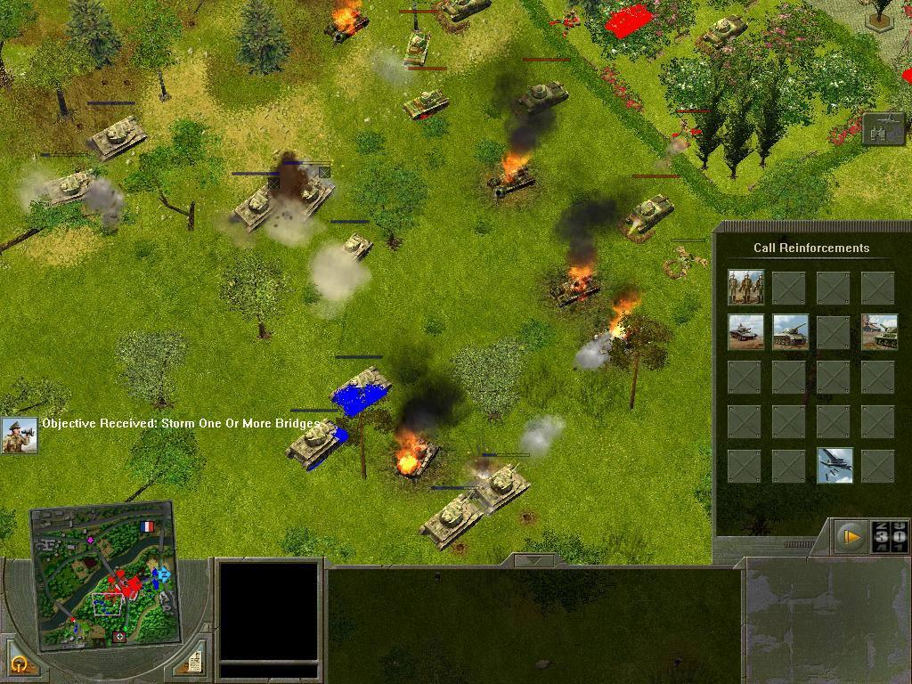 Blitzkrieg II Fall of the Reich PC Review - www impulsegamer