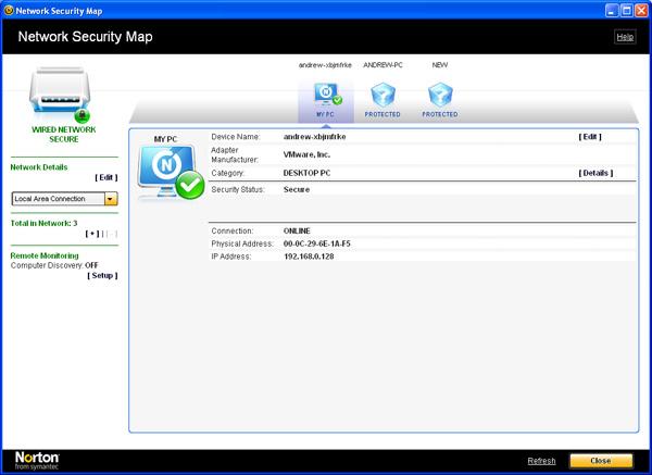 how to allow a program through norton 360