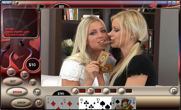 amateur strip poker babes