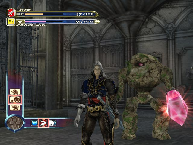 Castlevania Curse Of Darkness Ps2 Review Www Impulsegamer Com