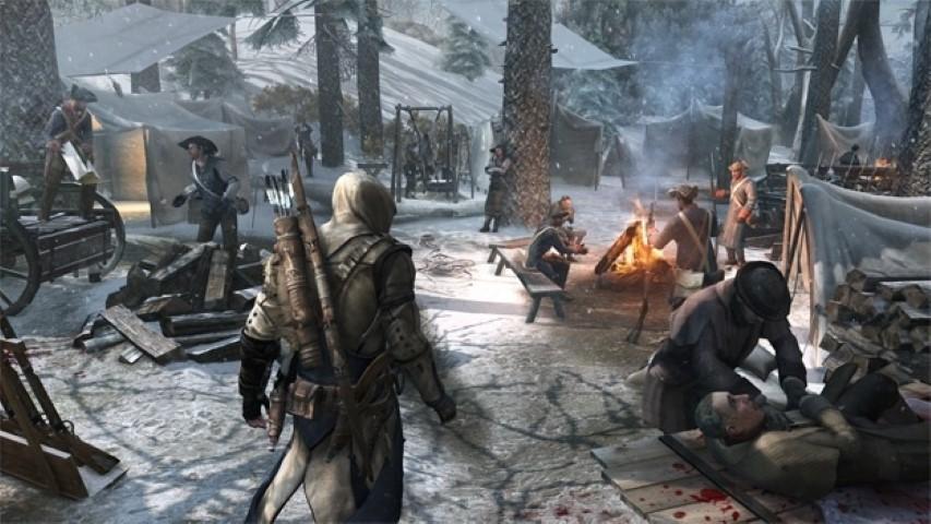 Assassin S Creed 3 Ps3 Review Www Impulsegamer Com
