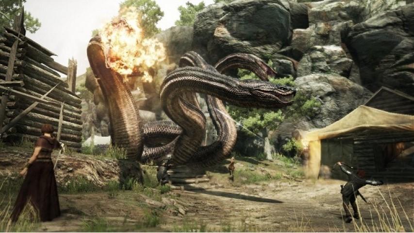Dragon's Dogma PS3 Review - www impulsegamer com -
