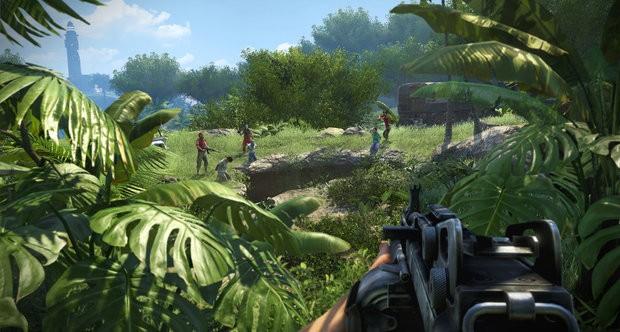 Far Cry 3 Ps3 Review Www Impulsegamer Com