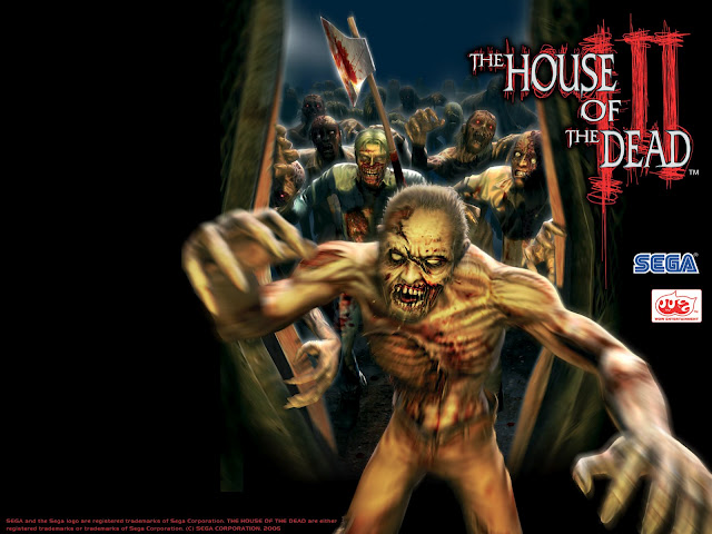 House Of The Dead Iii Ps3 Review Www Impulsegamer Com