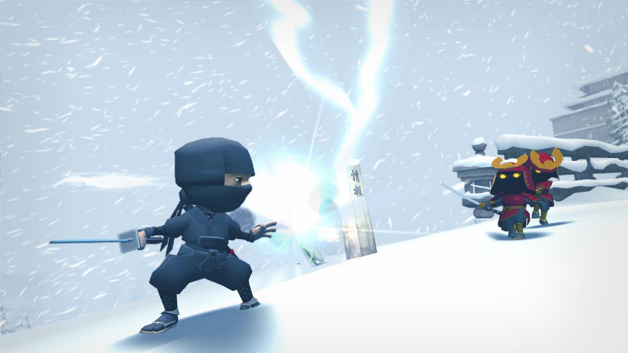 Graphically, Mini Ninjas Has An Almost Nintendo Wii Feel