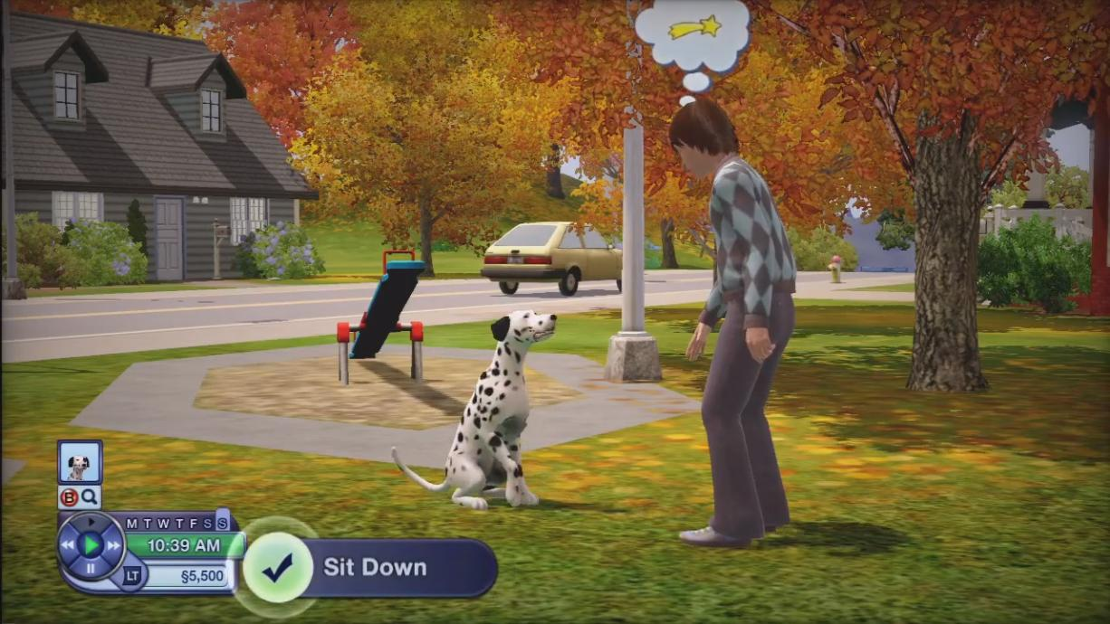 The sims 3 pets freeboot - 0f