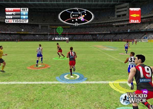 afl premiership 2004 pc télécharger