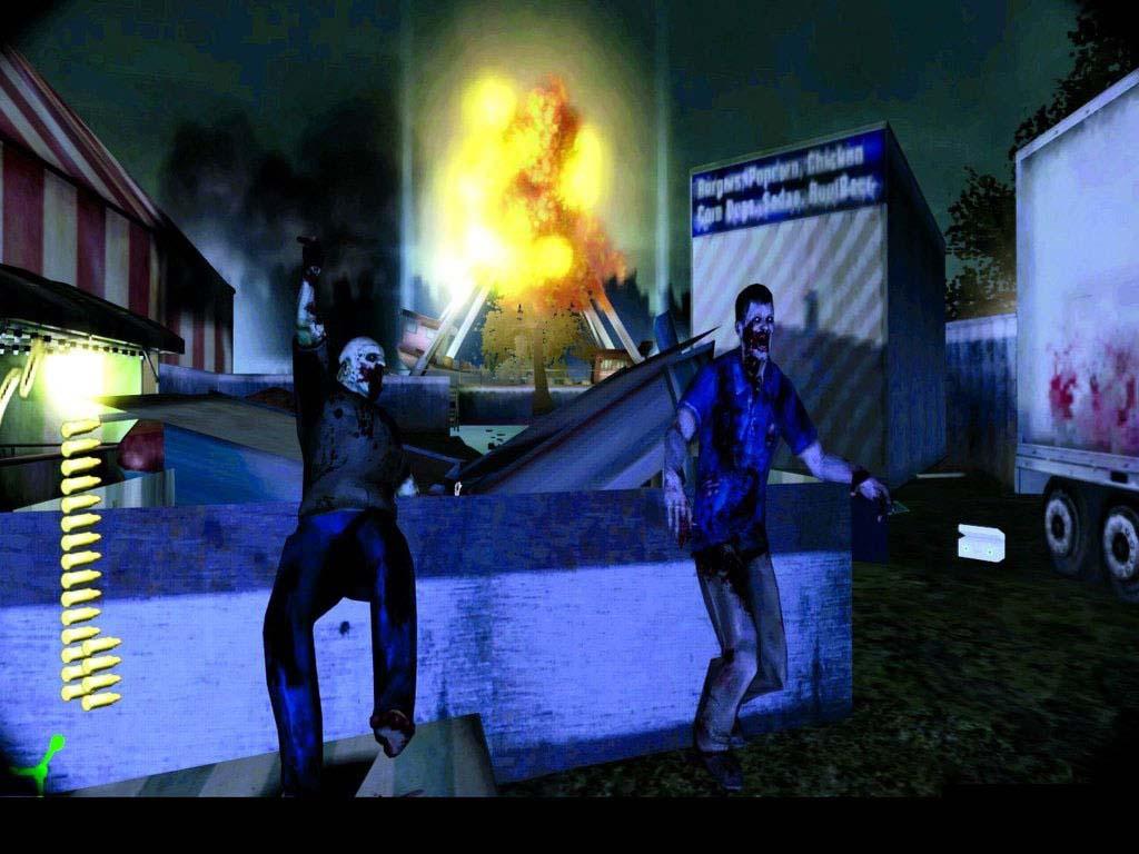 The House Of The Dead Overkill Review Www Impulsegamer Com
